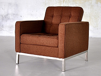 Knoll Florence Knoll Relaxed Lounge
